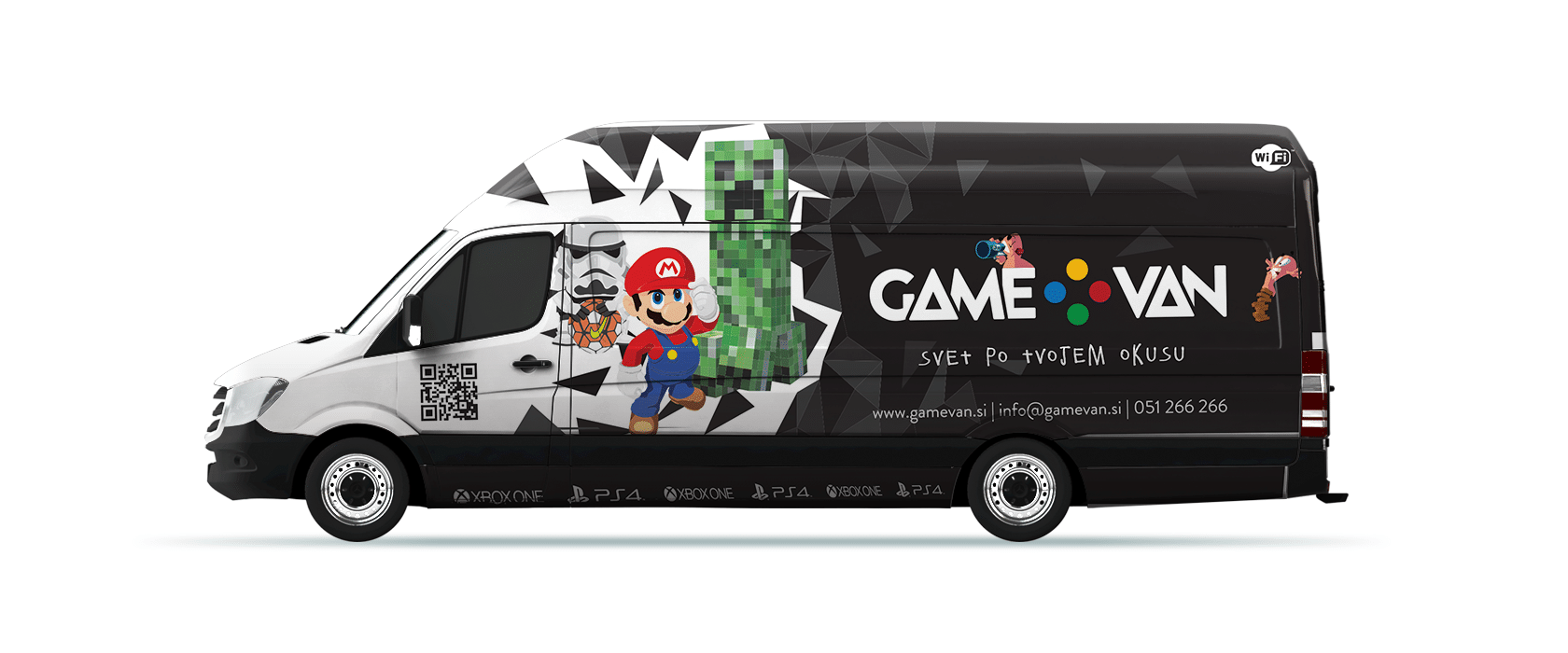 Gamevan Side3