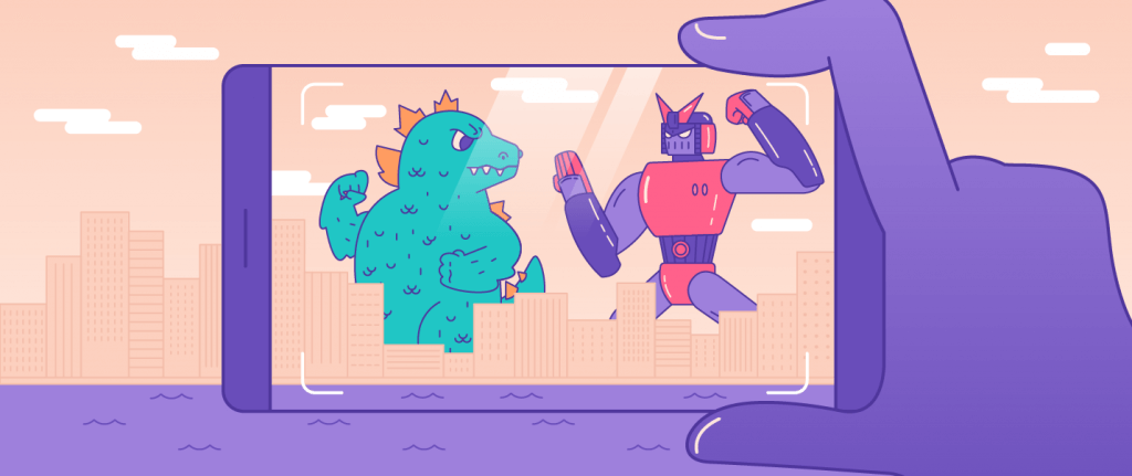 How Augmented Reality Makes Advertising Interactive
